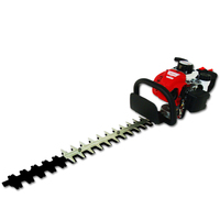 Cordless Petrol Hedge Trimmer Brush Cutter 23cc