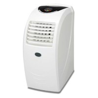 Portable Air Conditioner Heater w Refrigerant 1550W