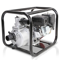 Black Eagle Petrol High Flow Water Pump 3.6L 8HP