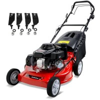 Self Propel 4 Stroke Petrol Lawn Mower 160cc 21in