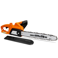 Electric Chainsaw w/ Oregon Bar & Chain 2000W 16in
