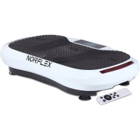 Slimming Body Exercise Vibration Machine in White