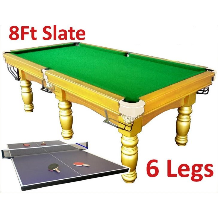 Poker table top over pool table