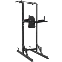Chin Up Pull Up Power Tower Workout Exercise Stand