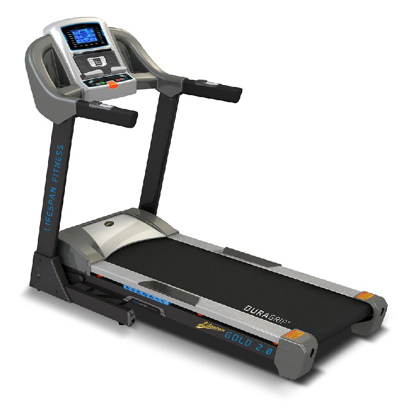 Gym Equipment Adelaide: Gold 2.0 18 Level Incline Treadmill W/ Tablet Stand