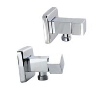 Square Toilet Cisterns Bathroom Sink Water Taps