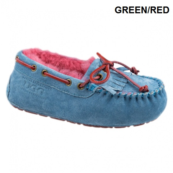 Ozwear Kids Moccasin Molly Ugg Shoes In 4 Colours Buy