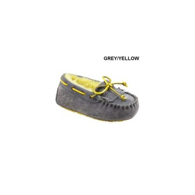 OzWear Kids Moccasin Molly UGG Shoes in 4 Colours