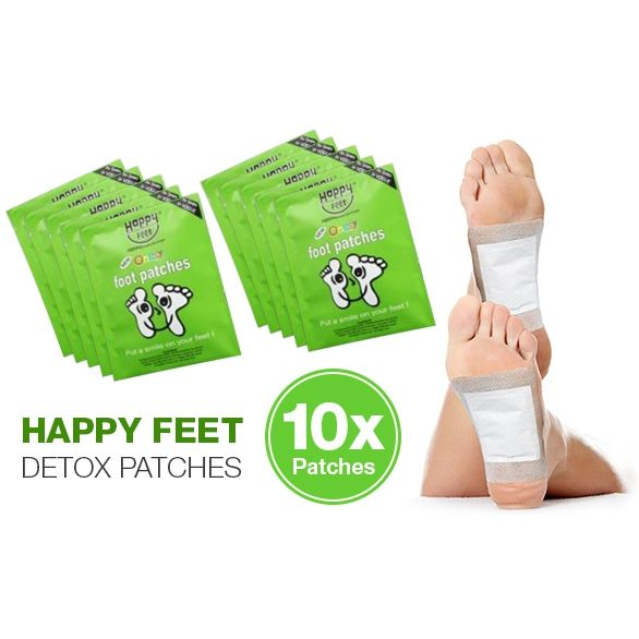 # Detox Cleanse Foot Patches - Where To Buy Garcinia Extra