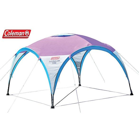 Coleman Event 14 Shade Canopy : Outdoor dome canopy shade shelter tent m purple buy