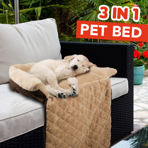 Comfy 3 In 1 Pet Bed Sofa Protector Play Mat Bed Buy Intro Mails