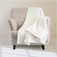 Royal Comfort Faux Mink Throw Blankets