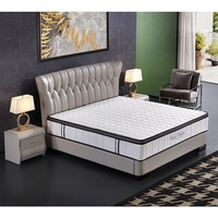 Ergopedic Pocket Spring Foam Mattress in 2 Sizes