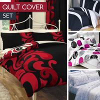 Assorted Quilt Cover Sets - Great Designs