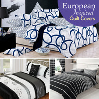 European Inspired Quilt Covers: 7 Stunning Designs!