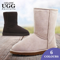End of Season Sale: OzLamb Unisex 3/4 High Uggs
