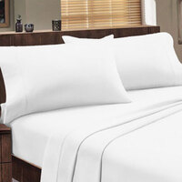 Egyptian Cotton 1000TC Bed Linen 4 Piece Sheet Set