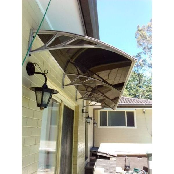 Large Polycarbonate Outdoor Door And Window Awning Buy