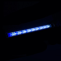 Aquarium LED Lamp White/Blue 14W for 80cm Fish Tank