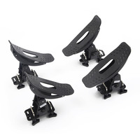 Universal Kayak Storage Roof Rack Set UV Resistant