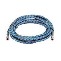 18m Flexible Rubber Braided Air Hose For Air Brush