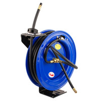 Dynamic Power Retractable Hose Reel Rewind 15m