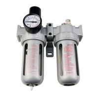 Moisture Trap Air Filter, Regulator and Lubricator