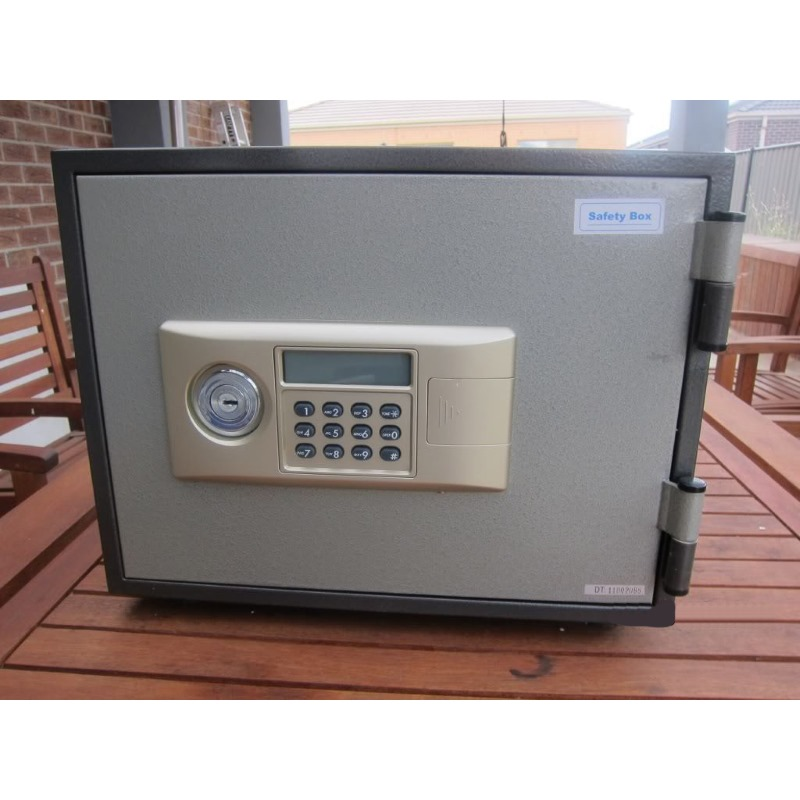 Large Fireproof Electronic Key Home Security Safe Buy