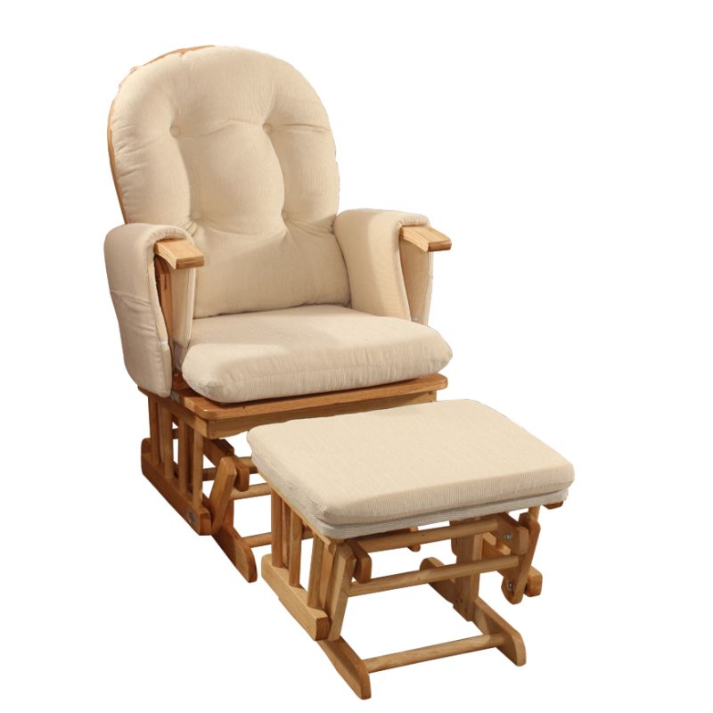 Glider Breastfeeding Rocking Chair With Ottoman Buy Nursing Chairs