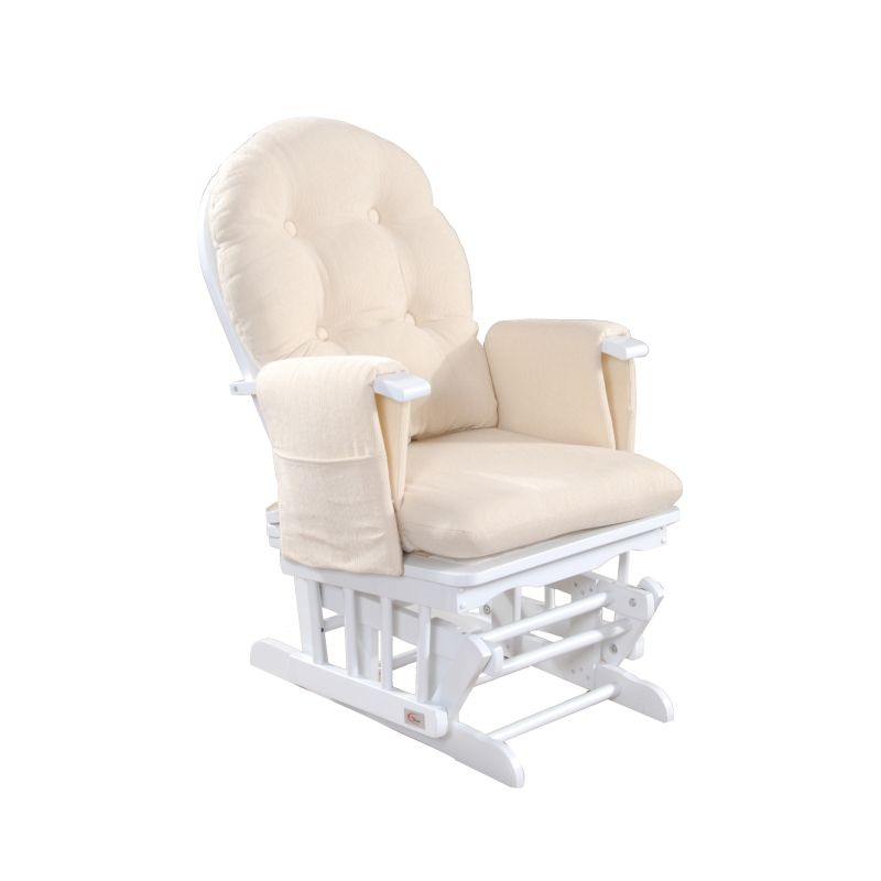 glider breastfeeding rocking chair with ottoman buy nursing chairs. Black Bedroom Furniture Sets. Home Design Ideas