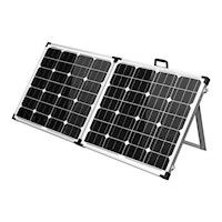 100 Watts Monocrystalline Folding Solar Panel