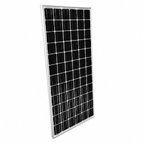 MaxRay 200W Mono Solar Panel for Home/Caravan/Boat