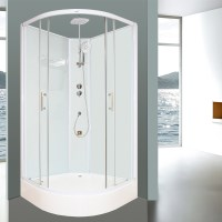 Aeros Shower Cubicle Set Aqua 11000 Series