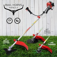 BBT 26CC 2 Stroke Brush Cutter Bull Horns