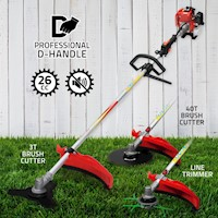 BBT Brush Cutter 26CC  D Handle 2 Stroke