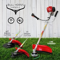 BBT 4 Stroke Brush Cutter Bull Horns