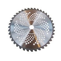 BBT Brush Cutter Blades, Serrated, Carbide