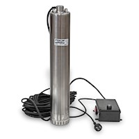 Submersible Bore Water Pump Stainless Steel  1000W