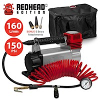 Red Head Extreme Air Compressor 12V