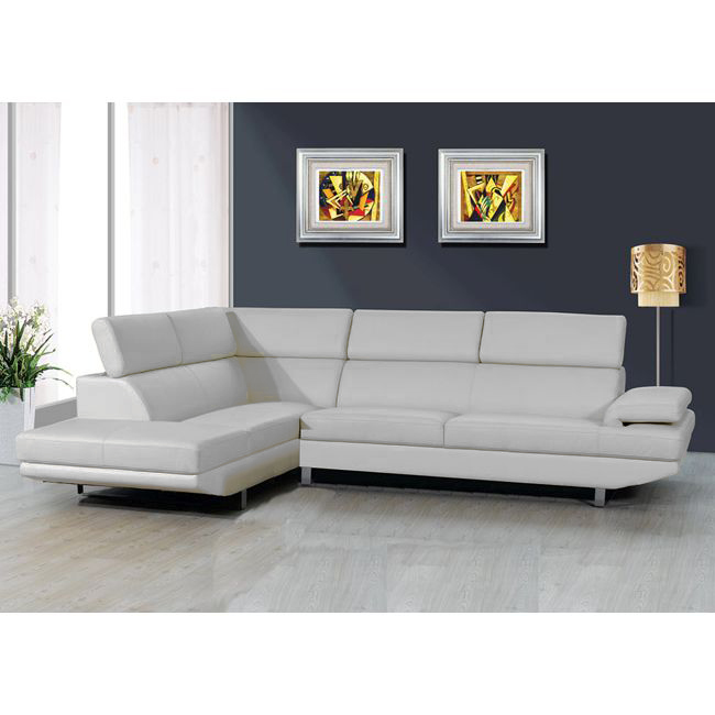 Ava lounge suite 3 seater genuine leather buy leather sofas for Ava chaise lounge