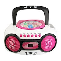 One Direction Portable CD Radio Boom Box