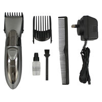 Men's Wet/Dry Cordless Hair Beard Clipper