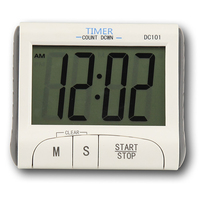 Digital Countdown Timer Clock
