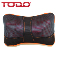 Infrared Heated Shiatsu Massager Cushion Pillow