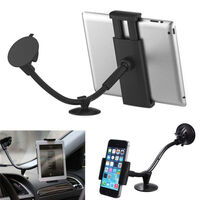 Gooseneck Mobile Phone & Tablet In Car Stand Holder