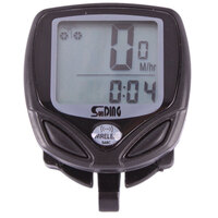 Bike Computer LCD Wireless Speedometer