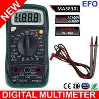600V Cat III Handheld Digital Multimeter