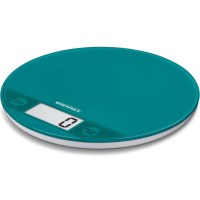 Soehnle Flip 5Kg Capacity Kitchen Scales - Petrol