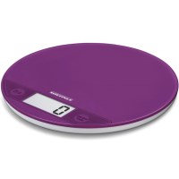 Soehnle Flip 5Kg Capacity Kitchen Scales - Purple