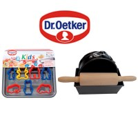 Dr Oetker 11 Piece Children's Baking Set